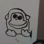 Whiteboard Munky (Original)